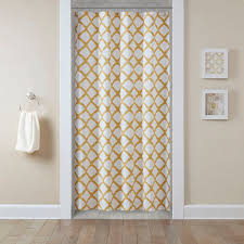 gallery images of the ideas in choosing the bathroom shower curtains