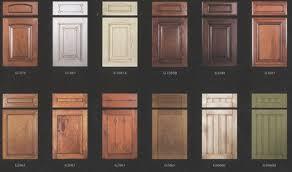 kitchen cabinet door repair colors