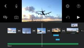 app filmpjes monteren