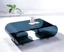black glossy coffee table on wheels image and description glass with ikea round