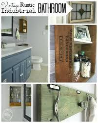 bathroom glass jars lovely bathroom linen