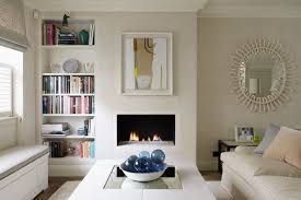 Small Sitting Room With Hidden Storage - Small Space Design Ideas. Small  spaces, HUGE