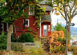 strathcona vancouver s oldest neighbourhood photo essay red house garden