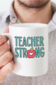 Download 543 coffee teacher stock illustrations, vectors & clipart for free or amazingly low rates! Free Teacher Svgs Teacher Strong That S What Che Said
