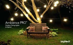 best outdoor string lights the get instant warm patio outside led costco