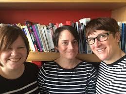 """Dr. Beth Weaver on Twitter: """"The striped sisters of social work studies  @GMacIntyre293 @S_M_Paul… """""""