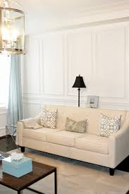 Macy s Chloe Sofa Contemporary living room Behr Ashes A