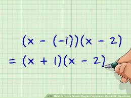 image titled factor second degree polynomials quadratic equations step 31