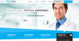 dental web marketing pbhs leading dental web design firms 10 best design