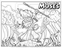 Small Picture Moses Coloring Page by ArtistXerodeviantartcom on DeviantArt