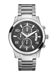 14 best luxury men s guess watches you need to own the watch blog guess mens exec watch chronograph w0075g1