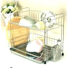 dish dry rack best dish drying rack kitchen drying rack hanging dish drying rack kitchen