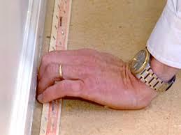 carpet nail strips. step 2. tack strips carpet nail