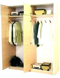 standard size closet rod stand alone coat large of up target medium the instant wardrobe an
