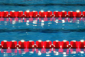 olympic swimming pool background. Swimming Pool Lanes Background Lane Ropes Perth In An Olympic Sized