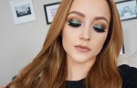 green eyeshadow makeup for brown eyes pinit