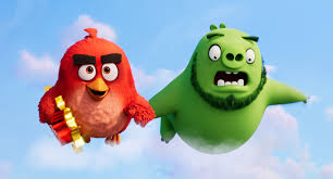 The Angry Birds Movie 2' sees the birds and pigs form an unlikely alliance  - YP