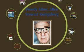 Woody Allen: Allen Stewart Konigsberg by Hilary Crawford