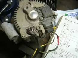 ford alternator wiring questions ford alternator wiring questions