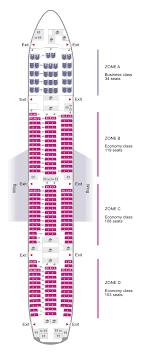 Boeing 777 300er Seating Chart Thai Airways Boeing 777 300 Our Aircraft Thai Airways