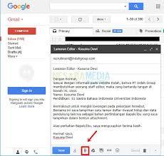 Secara umum, bentuk dan isi suratnya sama dengan surat lamaran kerja pada umumnya. 5 Cara Melamar Kerja Lewat Email Yang Benar Agar Bisa Diterima