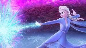 Elsa In Frozen 2 720P Wallpaper, HD ...