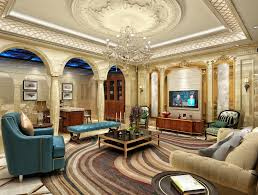 Luxurious Living Rooms europeanstyle luxury living room ceiling decoration interior design 6687 by xevi.us