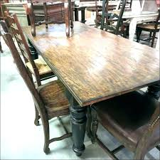 distressed wood dining table image of round wooden kitchen table wood free plans amazing ideas tips unfinished round dining table four reclaimed rustic wood