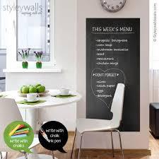 chalk board wall decal chalkboard wall