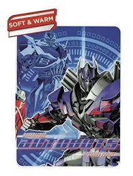Transformers Throw Blanket