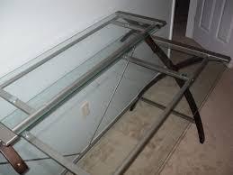 modern glass office desk. Modern Glass Desk Office And Decor With Regard To Furniture U2013 Best Home