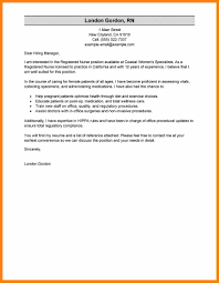 11 Health Care Cover Letter Example Boy Friend Letters