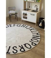 round rugs for nursery lorena cs round abc rug black nursery rugneutral nursery with white doily round rugs for nursery