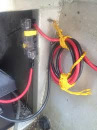 wiring advice for a reversing dc motor like an anchor winch also that s an inline blue seas fuse holder and 100amp fuse