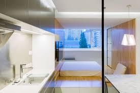 One Room Living Experience Compact Living Firsthand In One Room Mansion