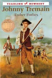 study guide johnny tremain is a 1943 children s novel by esther forbes set in boston prior