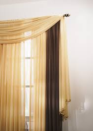 add a pop of color to your windows by mixing and matching window panels and create an overall sophisticated look maybe i should add curtains with my scarf