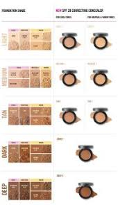 Arbonne Blush Color Chart Mystical Make Up And Beauty