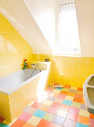 43 Bright And Colorful Bathroom Design Ideas  DigsDigsColorful Bathroom Ideas