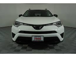 New 2018 Toyota RAV4 LE AWD (Natl) in Bremerton #TA9176 ...