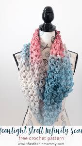 Crochet Patterns Scarf New Decorating