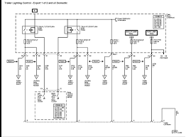 2007 cadillac escalade esv the trailer wiring to work what trailer connector on each of the wires you will need ot out which one is not sending out power to the trailer connector here is a wiring diagram
