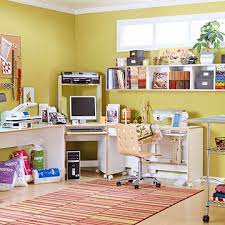 The Perfect Sewing Room