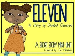 best eleven images sandra cisneros red sweaters eleven by sandra cisneros a mini unit
