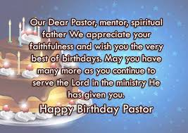 Encouraging Quotes For Pastors Interesting Happy Birthday Pastor Wishes Quotes 48HappyBirthday