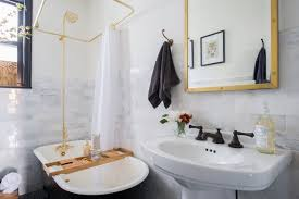 Bathroom Remodeling Brooklyn Custom Before After Bathroom Renovation In Brooklyn
