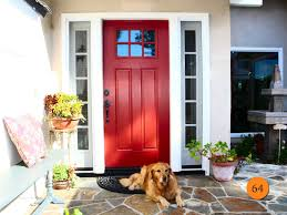 paint colors that go with oak trimHow to Choose a Front Door Color  Todays Entry Doors