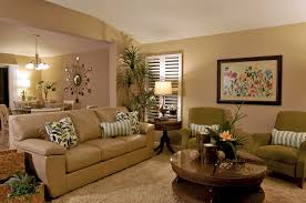 Palm Tree Decor For Living Room Living Room Impressive Brown Nuance Living Room Pottery Wooden