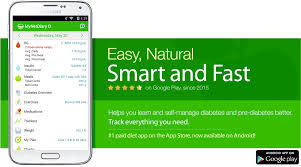 Pre Diabetic Diet Chart The Best Android Diabetes Tracker App Mynetdiary