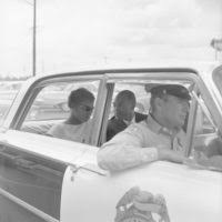 Civil rights activist Priscilla Stephens being arrested - Tallahassee -  PICRYL Public Domain Image